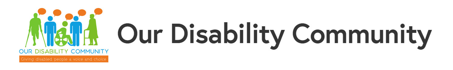 Our Disability Community