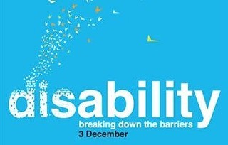 Happy #internationaldisabilityday2018 we celebrate and embrace disability everyday of our lives by living it with pride! #ourdiscom #disability #disabilityawareness #disabilitypride #disabilityinclusion