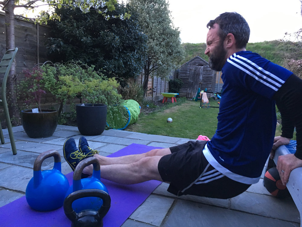 Outdoor Personal Training