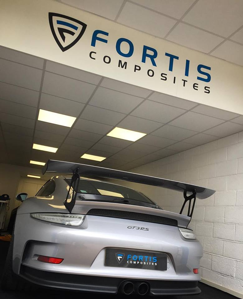 Who are we? - Founded in 2016 Fortis Composites operates out of its state of the art facility in the West Midlands, UK. We are fully committed to making sure that customers needs are met while ensuring the highest quality of work. Fortis Composites' Director Nick Dunn started his career in the Motorsport industry over 10 years ago and since then has forged strong relationships with well respected Motorsport teams and Automotive clients.