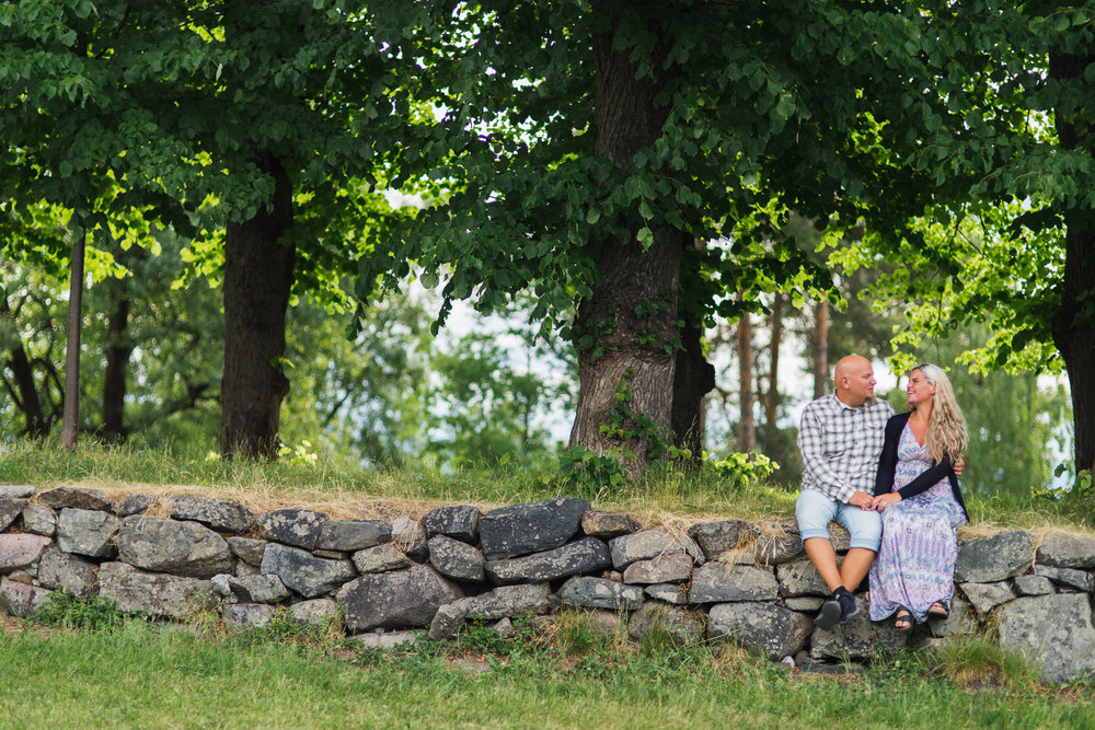 Forlovelsesfotografering -