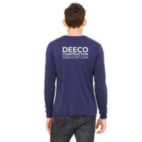 DEECO - MERCH navy LONG SLEEVE BACK.jpg