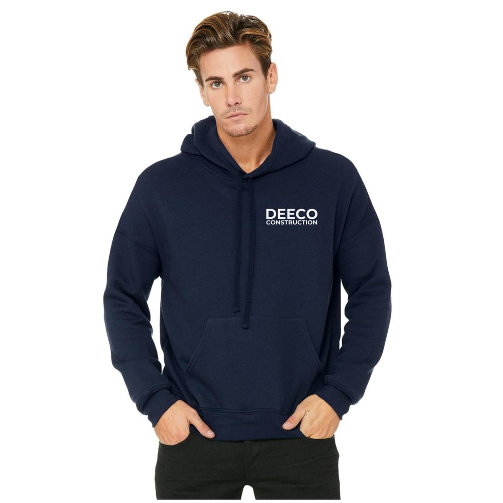 hoodie merch - navy tri blend white text front.jpg