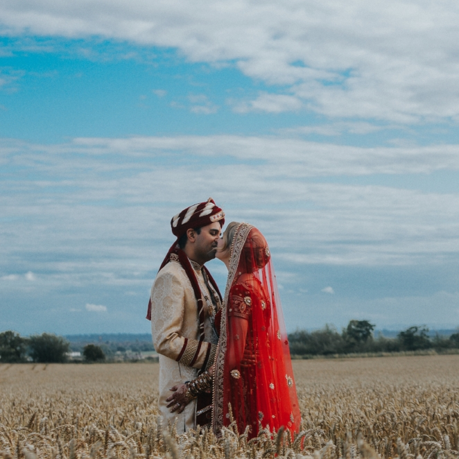 THE KUMARS - MOHIT & SARAH AT CROPPER'S FARM, ORMSKIRK