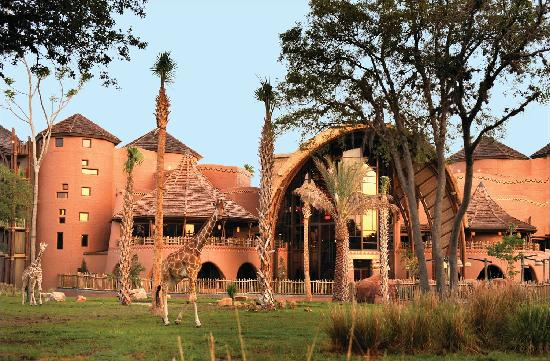 Animal Kingdom Lodge - Kidani Village