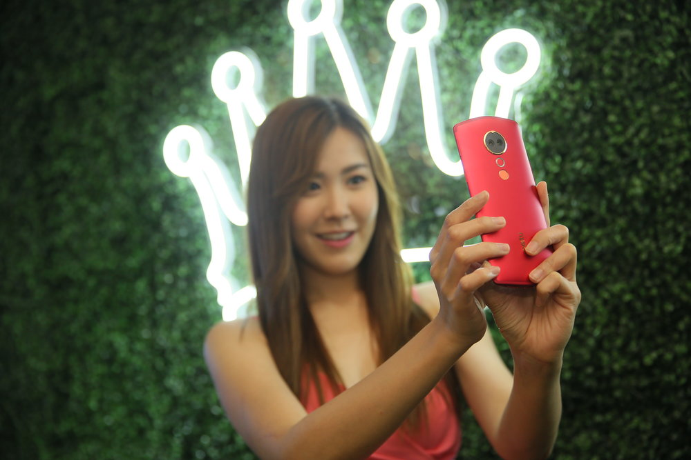 meitu T9 Launch Event