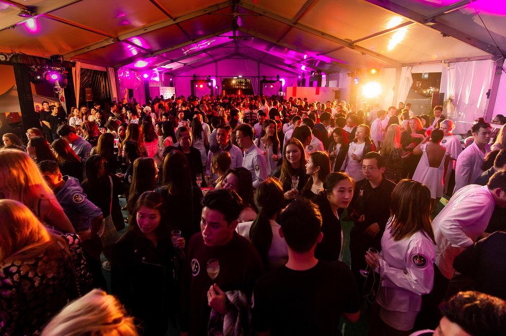 Art Central Mumm Harbour Party - #MummStella #HarbourParty #DareWinCelebrate