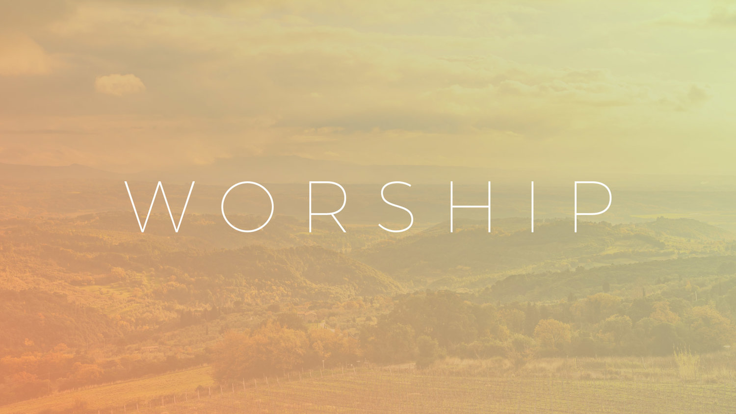How we Worship and Why