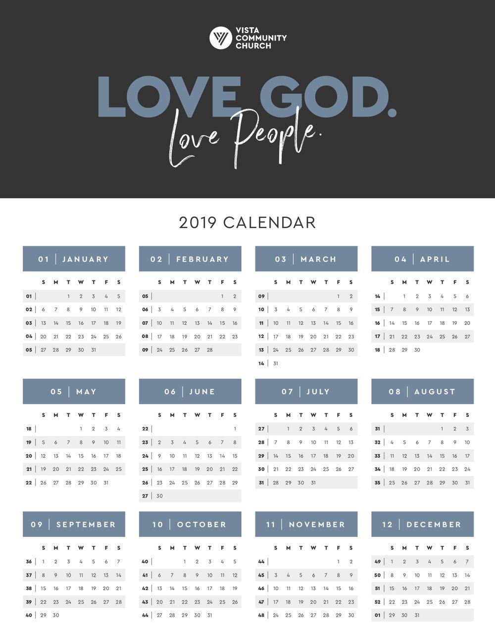 Host Team Calendar -