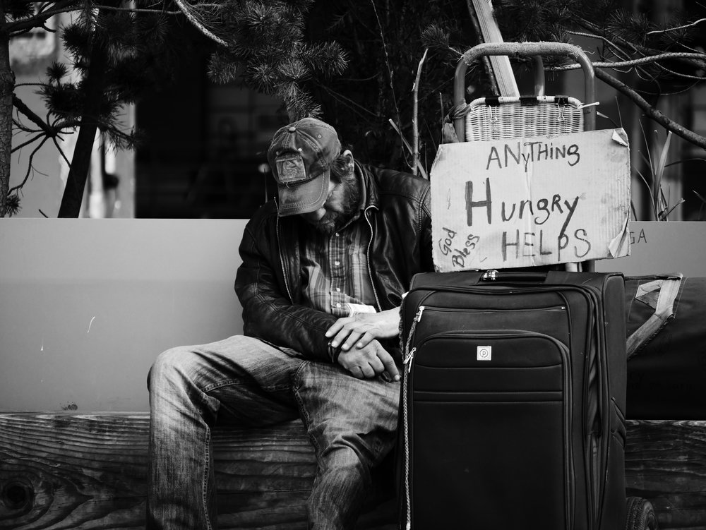 Compassion - A platform to help the homeless