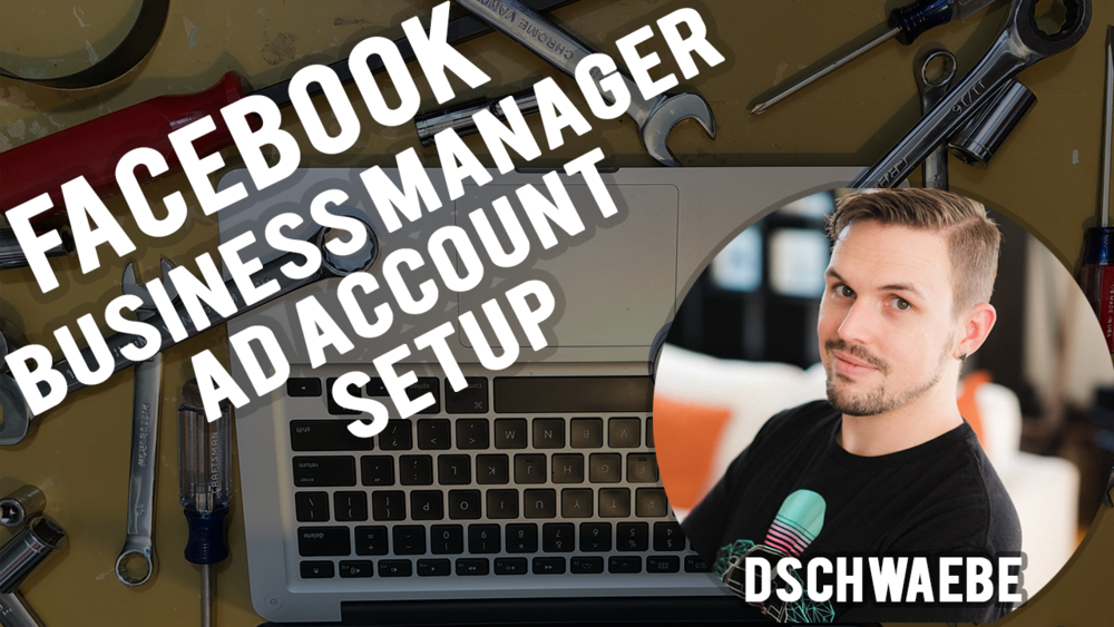 how to set up a Facebook business manager