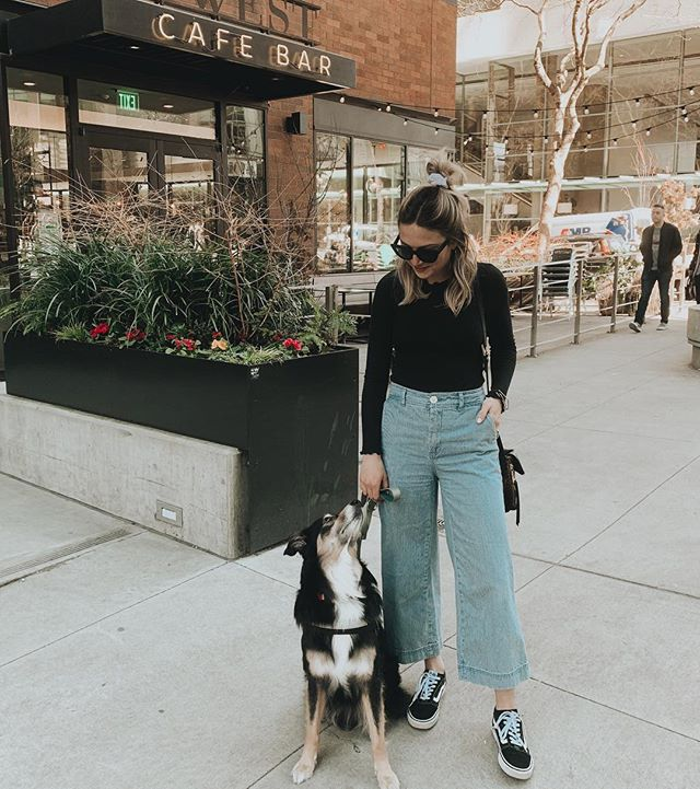 Monday is the perfect day to let go and start fresh, therefore... I have forgiven this #ausshole for getting into the trash this weekend when mum & dad were away.  #aussiesofinstagram #aussie #australianshepherd #wigglebutt #ootd #vans #sundayfunday #sundaybrunch #brunch #coffee #seattle #downtownseattle #pnw #quayaustralia #citylife #remaxhustle #remax