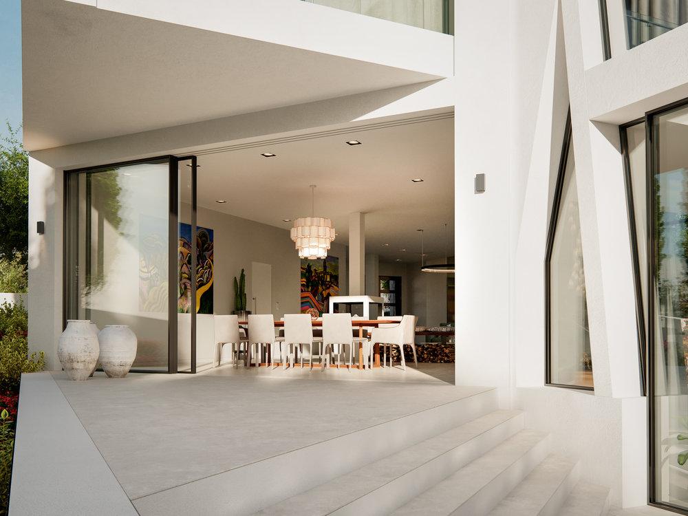 Can Furnet Villa Architectural Visualisation-015