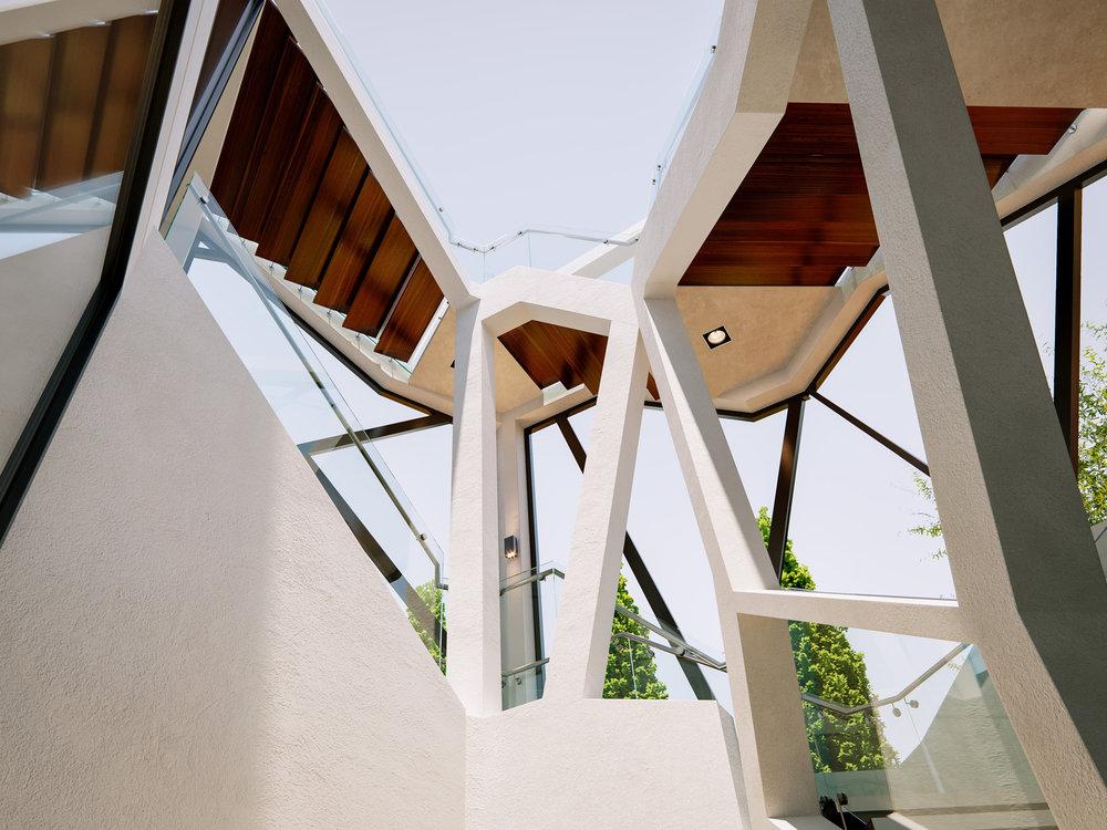 Can Furnet Villa Architectural Visualisation-001