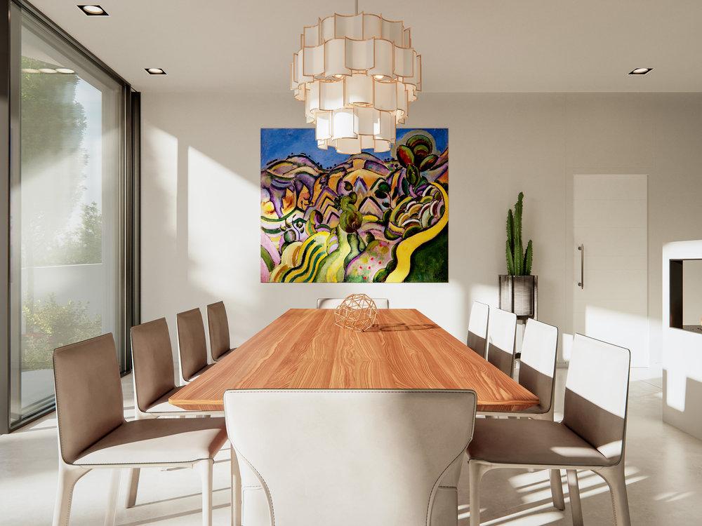 Can Furnet Villa Architectural Visualisation-004