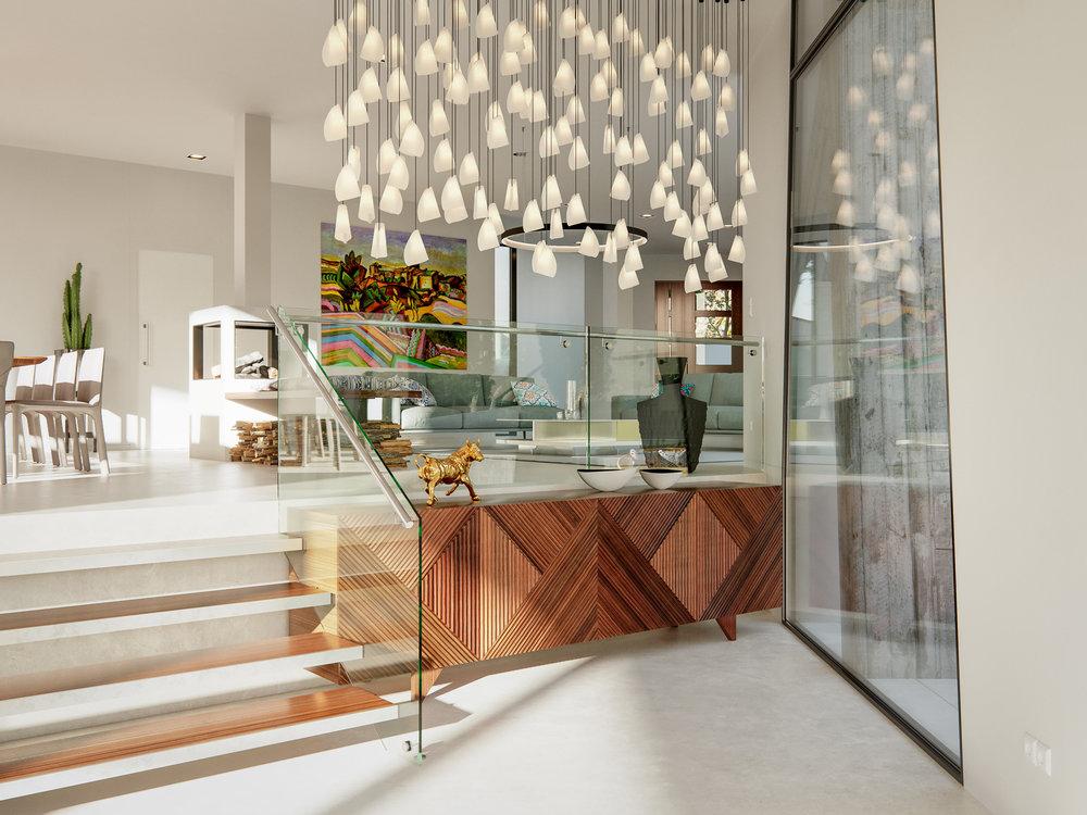 Can Furnet Villa Architectural Visualisation-005
