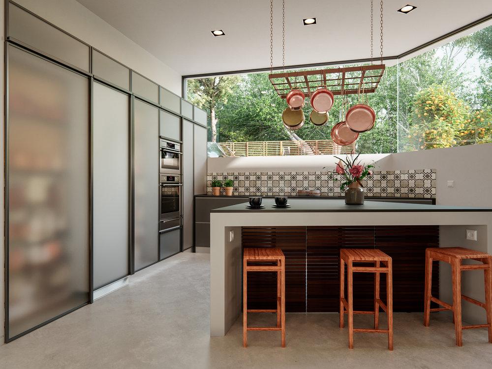 Can Furnet Villa Architectural Visualisation-002