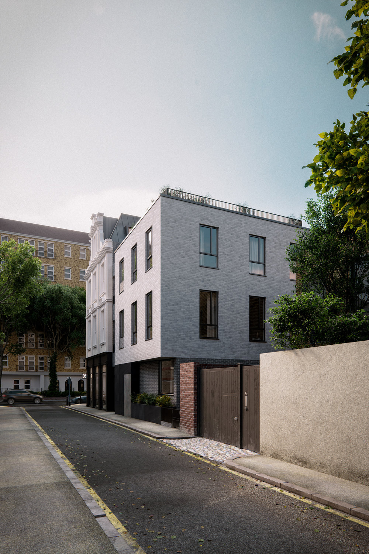 Grange Road London Architectural Visualisation-010