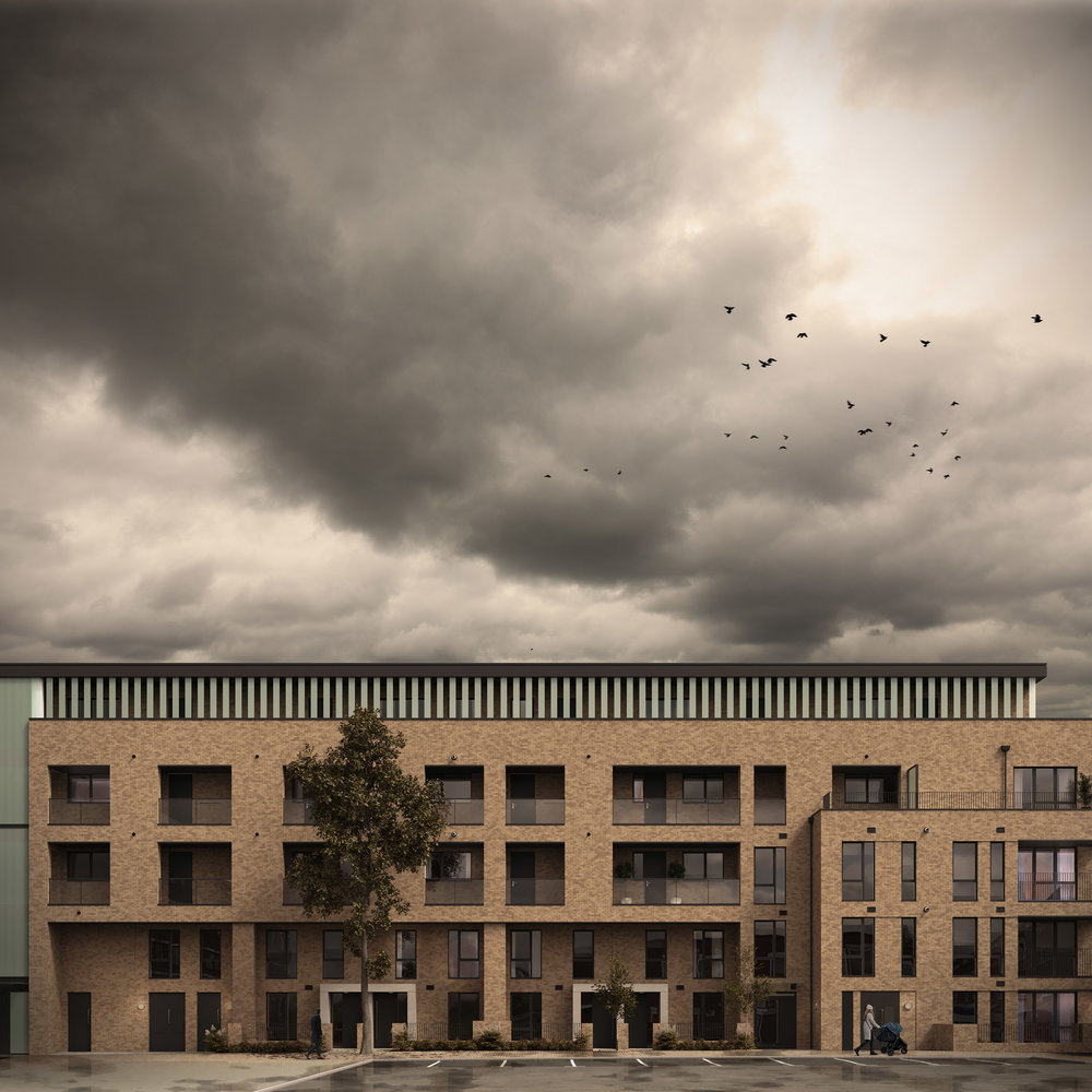 Jubilee House - Architectural Visualisation - 001