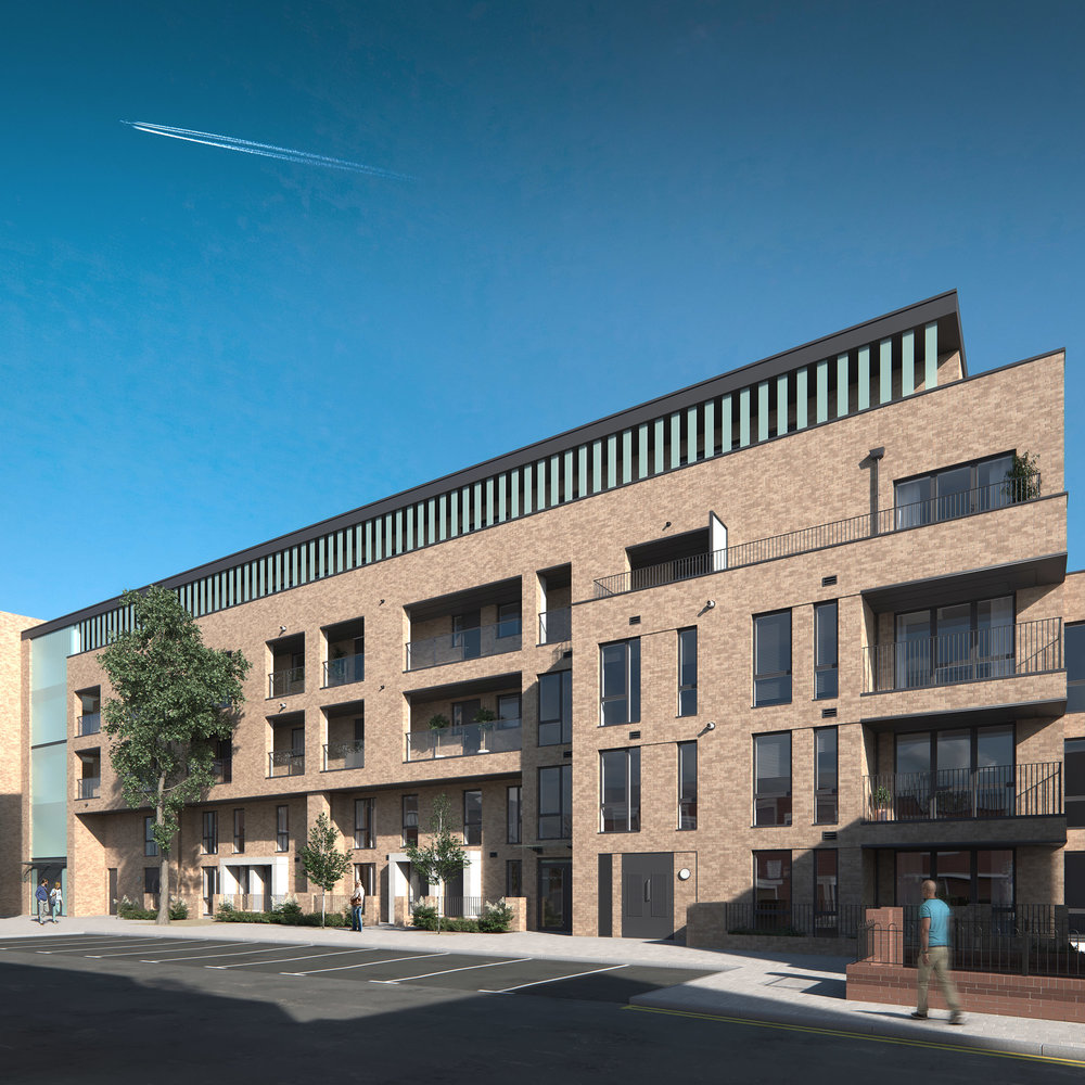 Jubilee House - Architectural Visualisation - 002