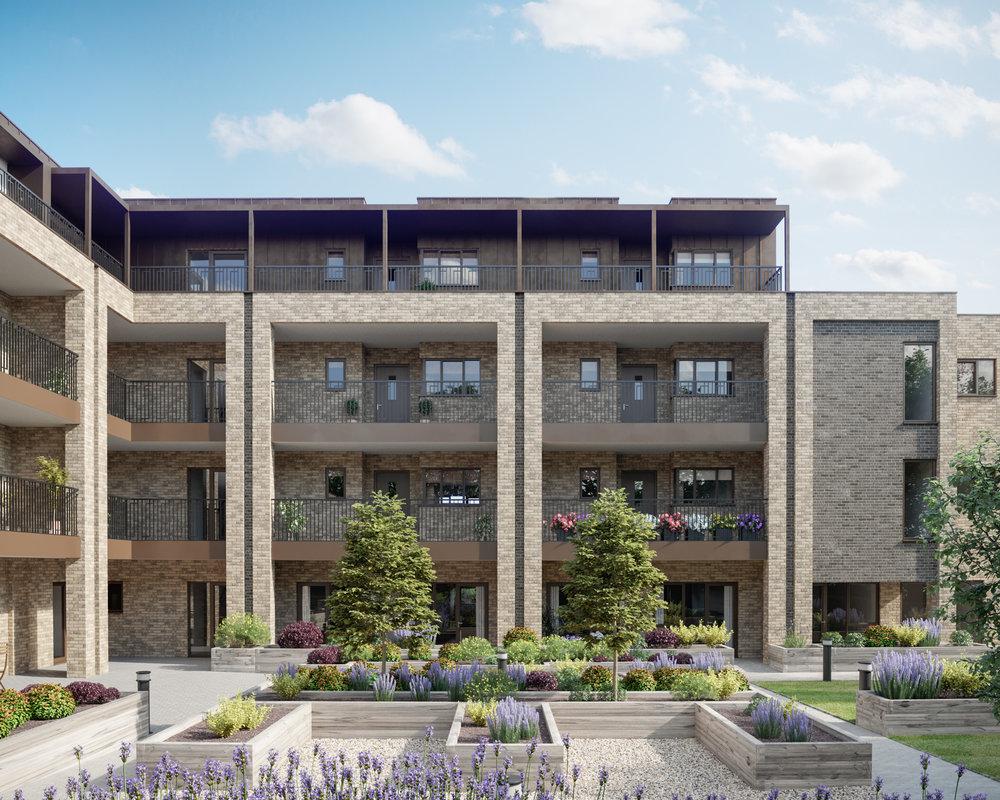 St. Albans Architectural Visualisation-007