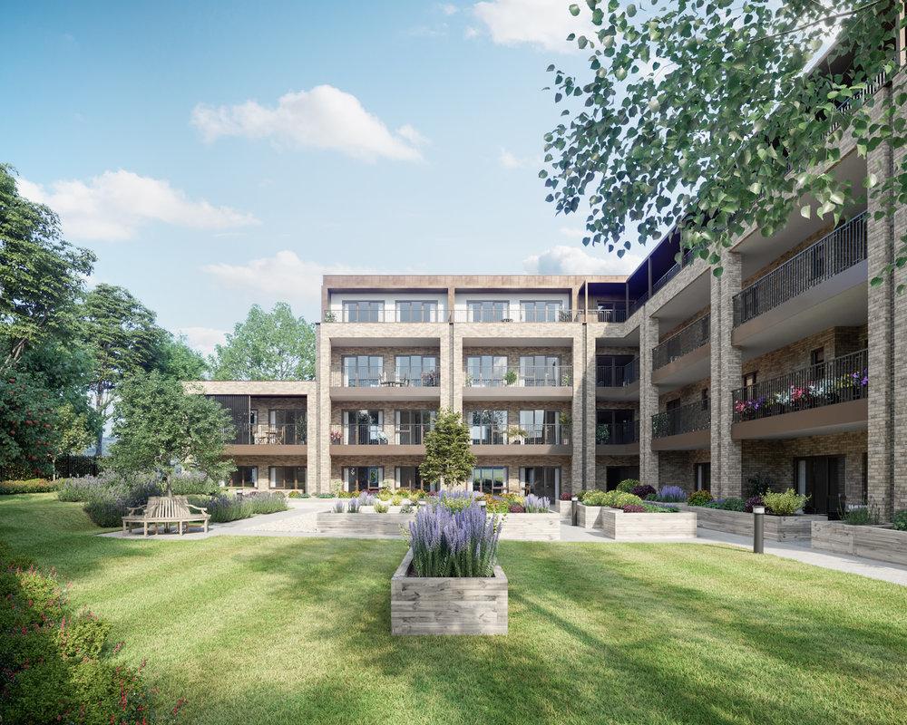 St. Albans Architectural Visualisation-009