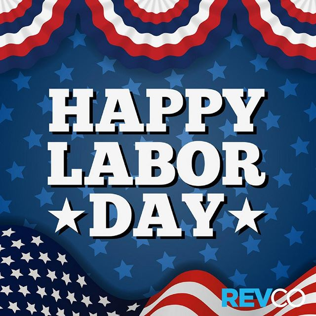 Happy Labor Day! Thank you to everyone who helped us get where we are at today! Your hard work created work for us, and we appreciate you. . We are closed today but will be back tomorrow morning! . #revco #coffeecreateconnect #laborday