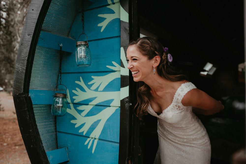 lake tahoe wedding planner bride