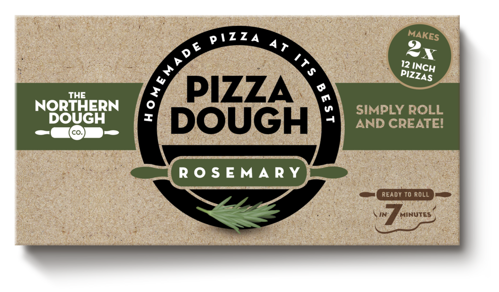 Rosemary Pizza Dough