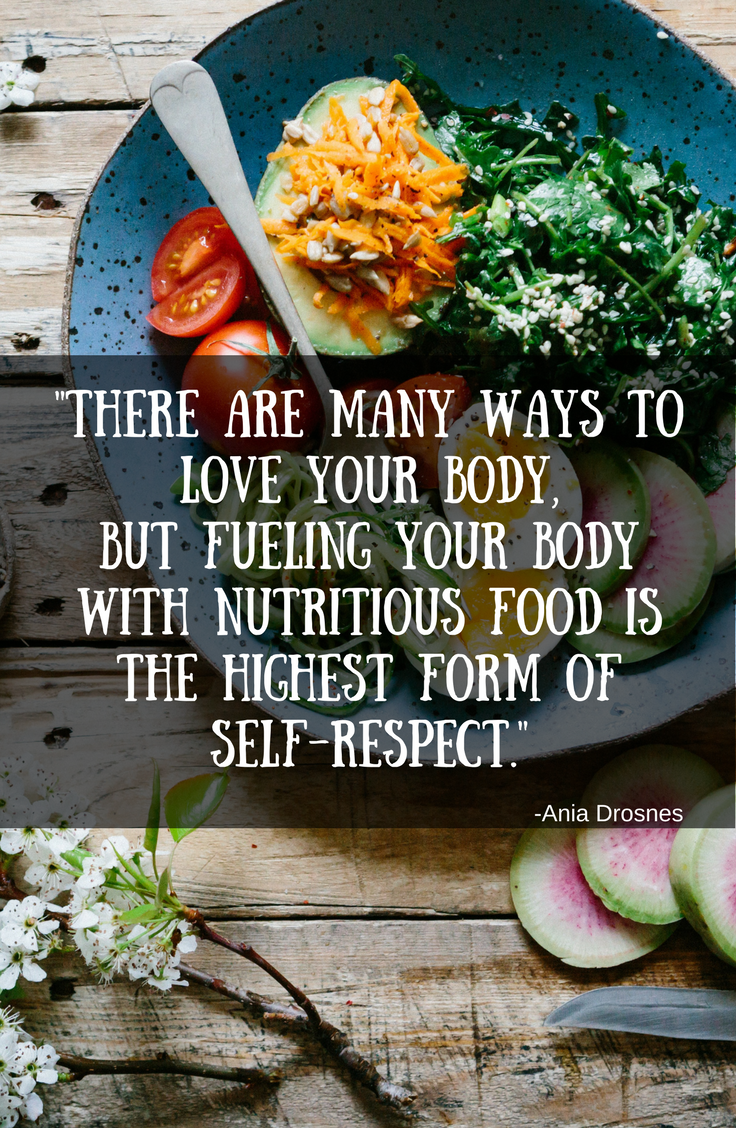 paleo lifestyle bootcamp, ania drosnes, live clean nourish, nutrition, self respect, food, wellness, health