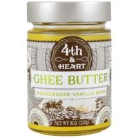 Vanilla Bean Grass-Fed Ghee Butter