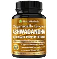 Nutra Herbals Ashwagandha