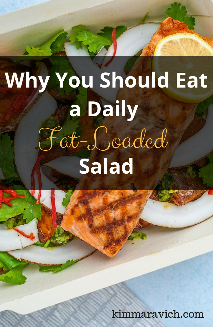 healthy fats, good fats, olive oil, avocado, avocado oil, salad, salad dressing, salmon, grass-fed beef, goat cheese, grass-fed cheese, nuts, seeds, walnuts, hemp, chia, flax, cashews, pecans, inflammation, saturated fat, oleic acid, kale, spinach, arugula