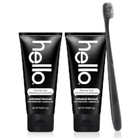 Hello Charcoal Toothpaste