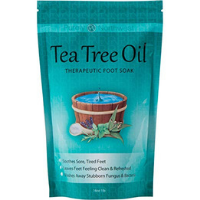 Tea Tree Oil Foot Soak
