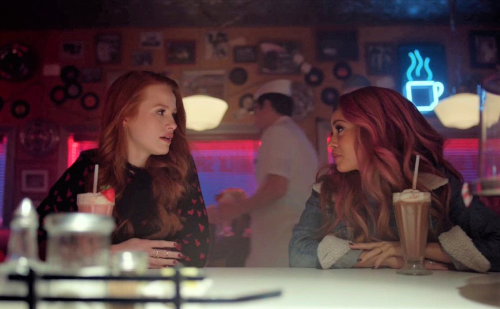 Riverdale is back, baby, - and the BSG team is back on it again. Well, Mary and Kelli are back, anyway, recapping this trash show until the cows come home.