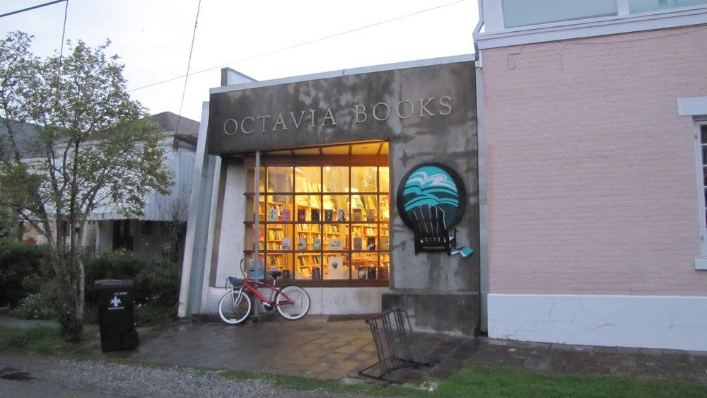 Octavia Books in New Orleans, LA