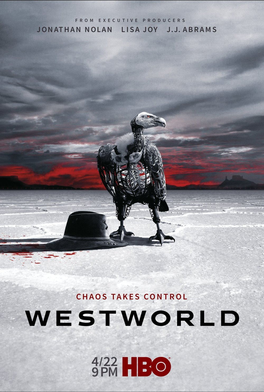Othersode #16: Girl, look at that robutt / Westworld - Join the #BookSquad in the dusty, violent old west as we take on season 2 of HBO's Westworldand spoil literally everything. Find out what