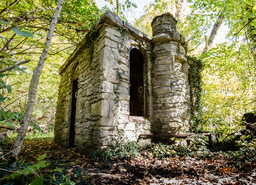 The Witches' Castle Source:  News and Tribune