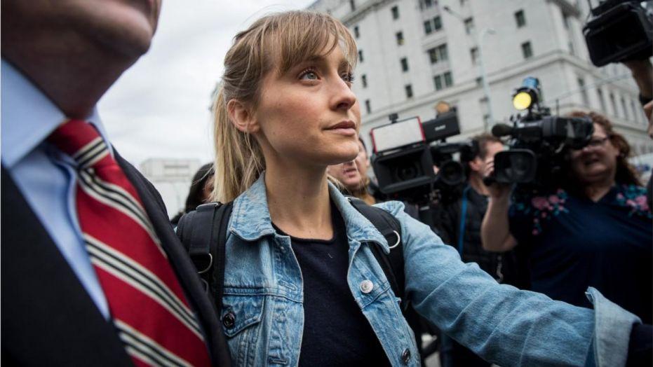 Allison Mack (foxnews.com)