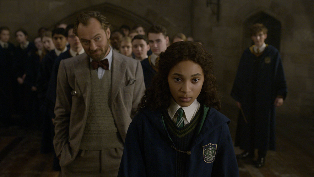 So what we learned from this scene is that Lupin straight up stole a lesson plan from Dumbledore. Cool. Moving on.
