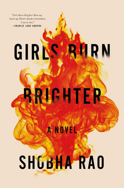 BSG #23: Banana Word Cloud / Girls Burn Brighter - Finish 2018 the right way: with the story of a powerful friendship and #squadgoals. In our final episode of the year, the Squad discusses Girls Burn Brighter by Shobha Rao. We talk about the novel's themes, including grief, light/dark, and hope, as well as Rao's writing style. We get into what shapes and drives the two main characters, and of course, we discuss the harrowing (seriously, it's really bad) journey the women endure as they try to find one another again. Plus, we've got listener feedback on Little Fires Everywhere and Suspiria. Watch My Brilliant Friend on HBO for our next #othersode and read The Power by Naomi Alderman for our next #bookpisode!