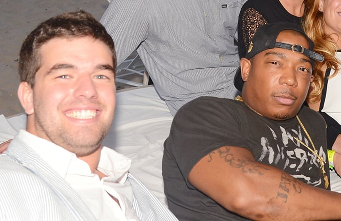 The Dream Team from your nightmares: Billy McFarland and Ja Rule