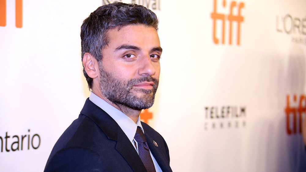 for the second year in a row, the award for Best Oscar goes to Oscar Isaac! incredible, keep it up sir