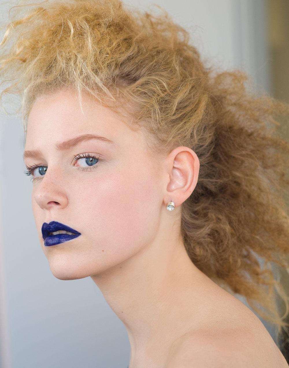 model Saga photographer  Justin W. King