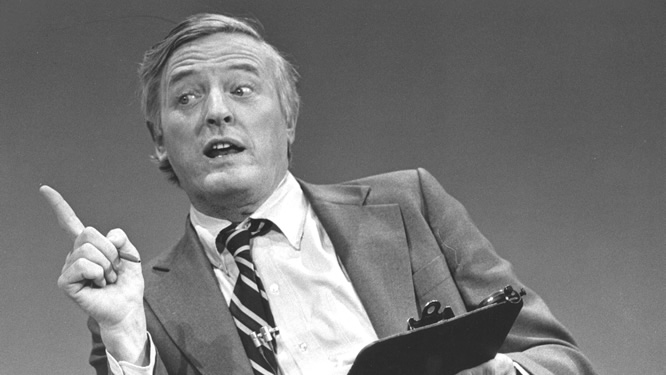 William F. Buckley, Yesterday's Failed Conservative.