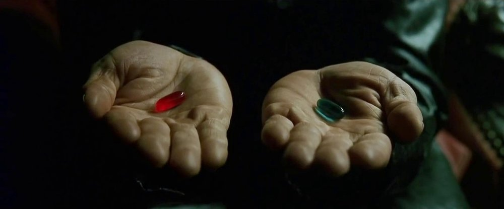UFO red Pill