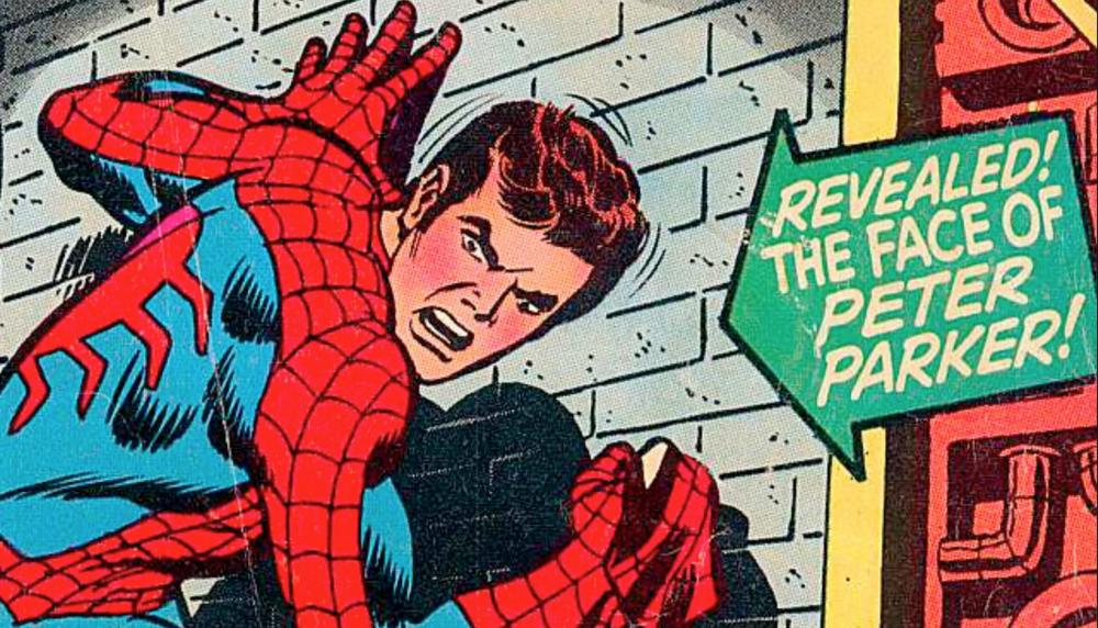 Peter Parker White Privilege