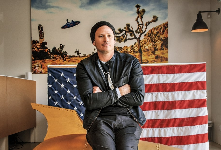 LeAnn Mueller for Rolling Stone from Inside Tom DeLonge's UFO Obsession, Blink-182 Turmoil