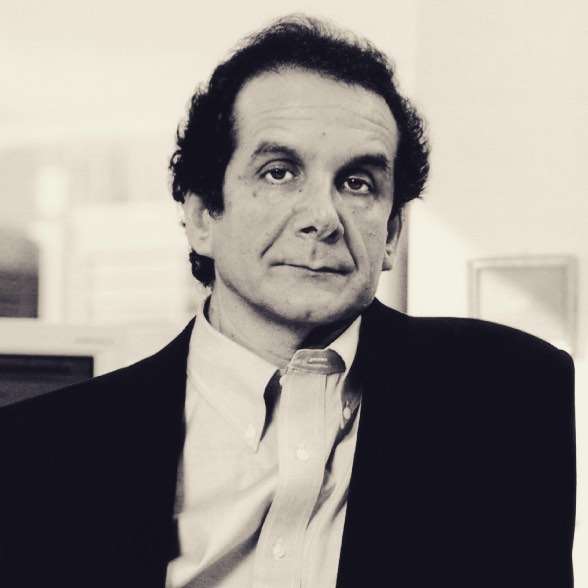 #CharlesKrauthammer — one of the last of the true #Liberals—so much so that he was a conservative, aiming to protect our way of life from the #Marxist demagogues that have infested our political class. He was an eloquent, warm, witty and sometimes infuriating man. I loved him as another one of the wonderful surrogate Fathers that we're all occasionally gifted with through the miracle of our electronic media. Charles, you will be missed but the gates of #Valhalla are open for you, and tonight they welcome a hero. May the God that I don't believe in bless you. @bretbaier #foxnews #newrepublic #classicalliberal #objectivist #libertarian #conservative #classicalliberalism